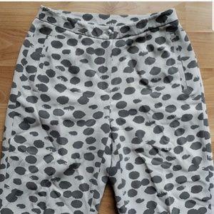 VNTG High Rise Liz Claiborne Collection Silk Pants